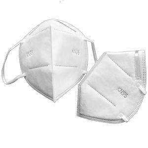 National Oak KN95-50C KN95 Respirators 50 Pack (25/2 packs)
