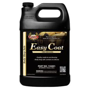 Presta Products 134401 134401 Easy Coat Tire Dressing, 1 gal Bottle, Yellow