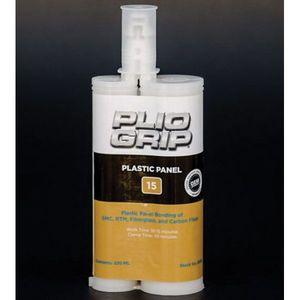 PLIOGRIP® 8005 8005 Plastic Panel Bonding, 220 mL Cartridge, Beige (Part A), Green (Part B)