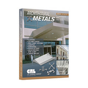 CRL AM09 Architectural Metals Catalog