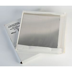RBL Products, Inc. 579 579 Self-Adhering Flexible Trailer Repair Patch, 12 x 12 in, Transparent