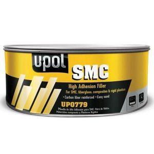 U-POL UP0777 UP0777 High Adhesion SMC Bonding Filler, 1.1 L Tin, Black, Paste
