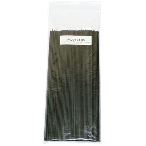 Polyvance R02-01-04-BK R02-01-04-BK Welding Rod, 1/8 in Dia x 12 in L, Round, Polypropylene, Black