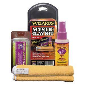 WIZARDS® 10027 10027 3-Piece Clay Kit