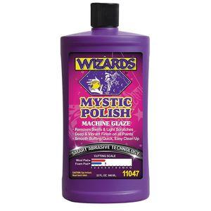 WIZARDS® 11047 11047 Machine Glaze, 32 oz, Orange, Liquid