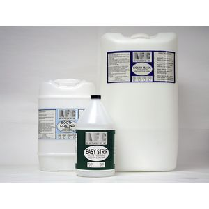 Air Filtration Co BC-1C BOOTH COATING-CLEAR 1GAL