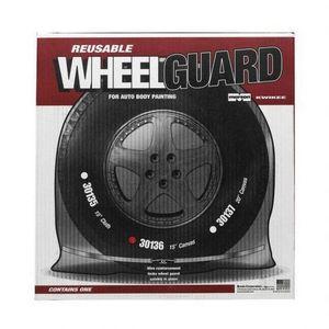 Marson® 30136 30136 Heavy Duty Reusable Wheel Masker, 15 in, Canvas, Beige