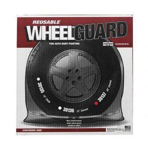 Marson® 30137 30137 Heavy Duty Reusable Wheel Masker, 20 in, Canvas, Beige