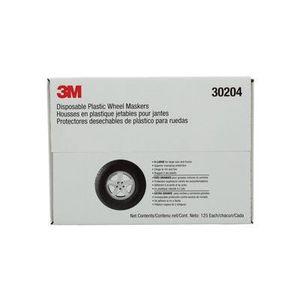 Marson® 30204 30204 Disposable Wheel Masker, X-Large, Plastic, Beige