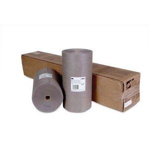 Scotch® 06512 06512 Masking Paper, 12 in W x 1000 ft L, 2.8 mil THK, Steel Gray