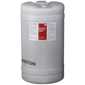 3M 06854 06854 Overspray Masking Liquid, 15 gal Drum, 1 g/L VOC