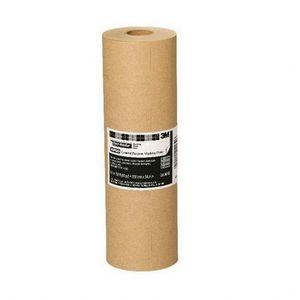 3M 77403 77403 MP9 Series Premium Quality Masking Paper, 9 in W x 60 yd L, Brown