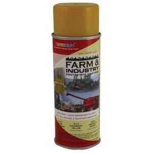 SEYMOUR® 16-213 16-213 Enamel Spray Paint, 16 fl-oz Aerosol Can, New Equipment Yellow, 15 sq-ft Coverage