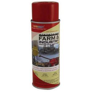 SEYMOUR® 16-214 16-214 Enamel Spray Paint, 16 fl-oz Aerosol Can, IHC Red, 15 sq-ft Coverage