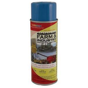 SEYMOUR® 16-242 16-242 Enamel Spray Paint, 16 fl-oz Aerosol Can, Ford Blue, 15 sq-ft Coverage