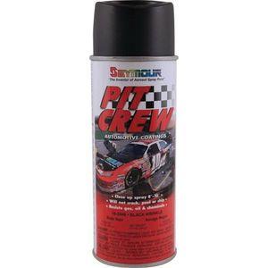 SEYMOUR® 16-2448 16-2448 Spray Paint, 16 fl-oz Aerosol Can, 7 sq-ft Coverage, Black Wrinkle