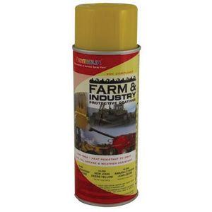 SEYMOUR® 16-266 16-266 Enamel Spray Paint, 16 fl-oz Aerosol Can, Farm & Implement New Yellow
