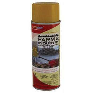 SEYMOUR® 16-286 16-286 Enamel Spray Paint, 16 fl-oz Aerosol Can, School Bus Yellow, 15 sq-ft Coverage