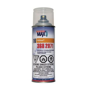 SprayMax, Peter Kwansy, Inc 3682071 3682071 FillClean, 7.5 oz, Clear, 1K Component