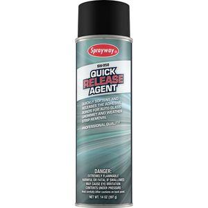 Sprayway® 958 SW958 Quick Release Agent, 20 oz, Can, Aerosol