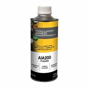 Sherwin-Williams Paint Company AIA20013 AIA200 Urethane Accelerator, 1 pt Can, Liquid, Use With: K3 Series 2K Acrylic Urethane