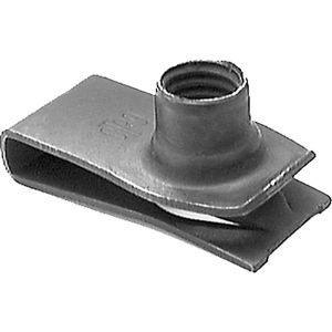 AUVECO 11630 EXTRUDED U NUT M8-1.25 SCREW SIZE - GM FORD