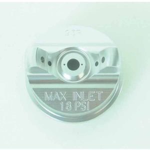 Binks 900361 46-9300 Replacement Air Nozzle, Use With: Mach 1 HVLP Pressure Feed Spray Gun