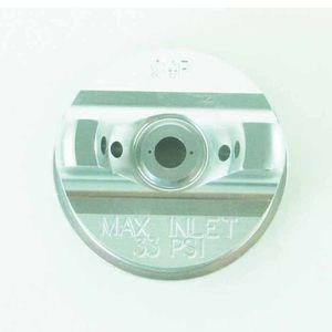Binks 900363 46-9400 Replacement Air Nozzle, Use With: Mach 1 HVLP Pressure Feed Spray Gun
