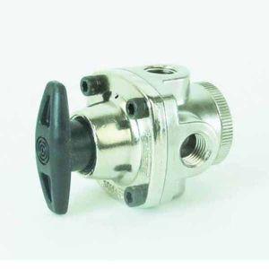 Binks 901608 85-214 Air Pressure Regulator, 1/4 in, 0 to 100 psi