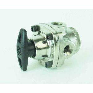 Binks 901610 85-215 Bypass Air Pressure Regulator, 1/4 in, 0 to 100 psi
