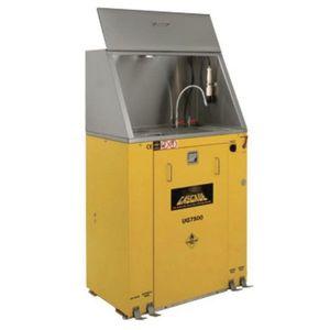 Uni-ram UG7500E UG7500E Automatic/Manual Spray Gun Cleaner, 3 gal, Automatic/Manual