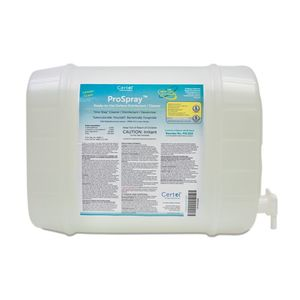 Certol International PSC050 ProSpray - Surface Disinfectant and Cleaner - 5G