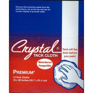 Crystal Tac Cloths GS24CB Tack Cloth