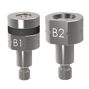Dent Fix Equipment DF-SPRBD DF-SPRBD B1 + B2 SPR Die Set, 5.3 mm, Use With: DF-SPR67 Self-Piercing Riveter