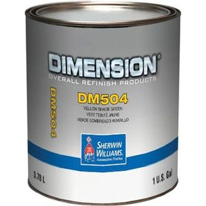Sherwin-Williams Paint Company DM50416 DM504-1 Mixing Toner, 1 gal Can, Yellow Green