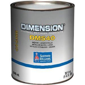 Sherwin-Williams Paint Company DM54014 DM540-4 Mixing Toner, 1 qt Can, Medium-Large Metallic