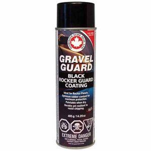 DOMINION SURE SEAL 240081 SVG1 Gravel Guard, 20 oz Can, Black, Aerosol, Coarse Texture