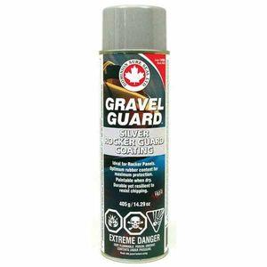 DOMINION SURE SEAL 24005 SVG2 Gravel Guard, 20 oz Can, Silver, Aerosol, Medium Texture