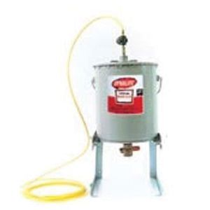 Dynatron™ 106 106 Air Dispenser Kit, 5 gal, Silver, Use With: Body Fillers, Regulator
