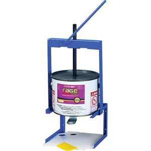 EVERCOAT® 100171 100171 Putty Pusher Dispenser, For Use With 3 and 5 gal Pail Body Filler