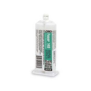 Fusor® 80849810016 148 2-Part Medium Bonding Adhesive, 1.7 oz Cartridge, Brown, Liquid
