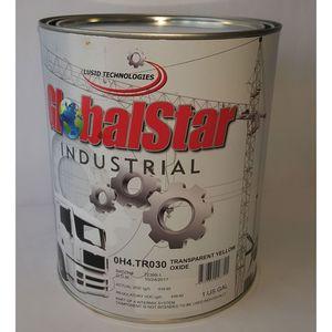 GlobalStar 0H4.TR030 0H4.TR030 Mixing Toner, 1 gal Can, Transparent Yellow
