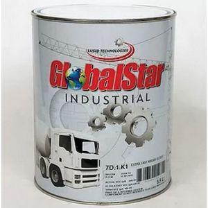 GlobalStar 7D1K10066G 7D1K10066G High Gloss Fast Air Dry Alkyd Binder, 1 gal Can, Yellow