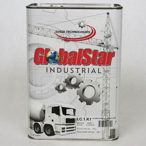 GlobalStar LC.1.K1 LC1K1 2.1 VOC 2K Urethane Clearcoat, 1 gal Can, High Gloss, 4:1 Mixing