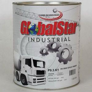 GlobalStar P9.3.K1 P9.3.K1 High Build Epoxy Primer, 1 gal Can, Gray, 252 g/L VOC, 1:1 Mixing