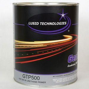 GenTec GTP500(G) GTP500(G) High Build 2K Urethane Primer, 1 gal Can, Gray, 505.6 g/L VOC, 4:1 Mixing