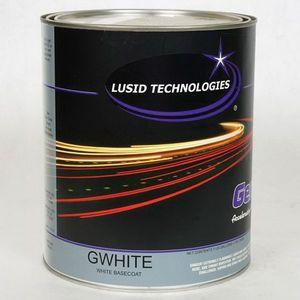 GenTec GWHITE(G) GWHITEG 3.5 VOC Basecoat, 1 gal Can, White, 128.82 g/L VOC