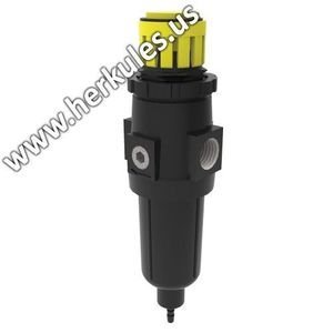 herkules™ 11238 11238 Filter Regulator, 1/4 in NPT Connection, 38 psi Setting, Use With: O500 Paint Gun Washer