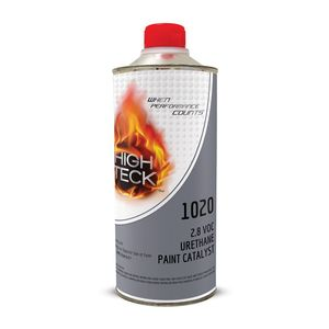 High Teck Products 1020-4 Urethane Paint Catalyst-QT