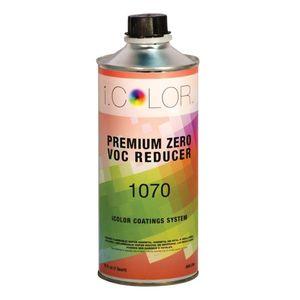 iColor ICO.1070-4 1070-4 Premium Reducer, 1 qt, Low VOC VOC, Premium Speed/Temperature
